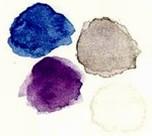 Сочетание цветов с синим